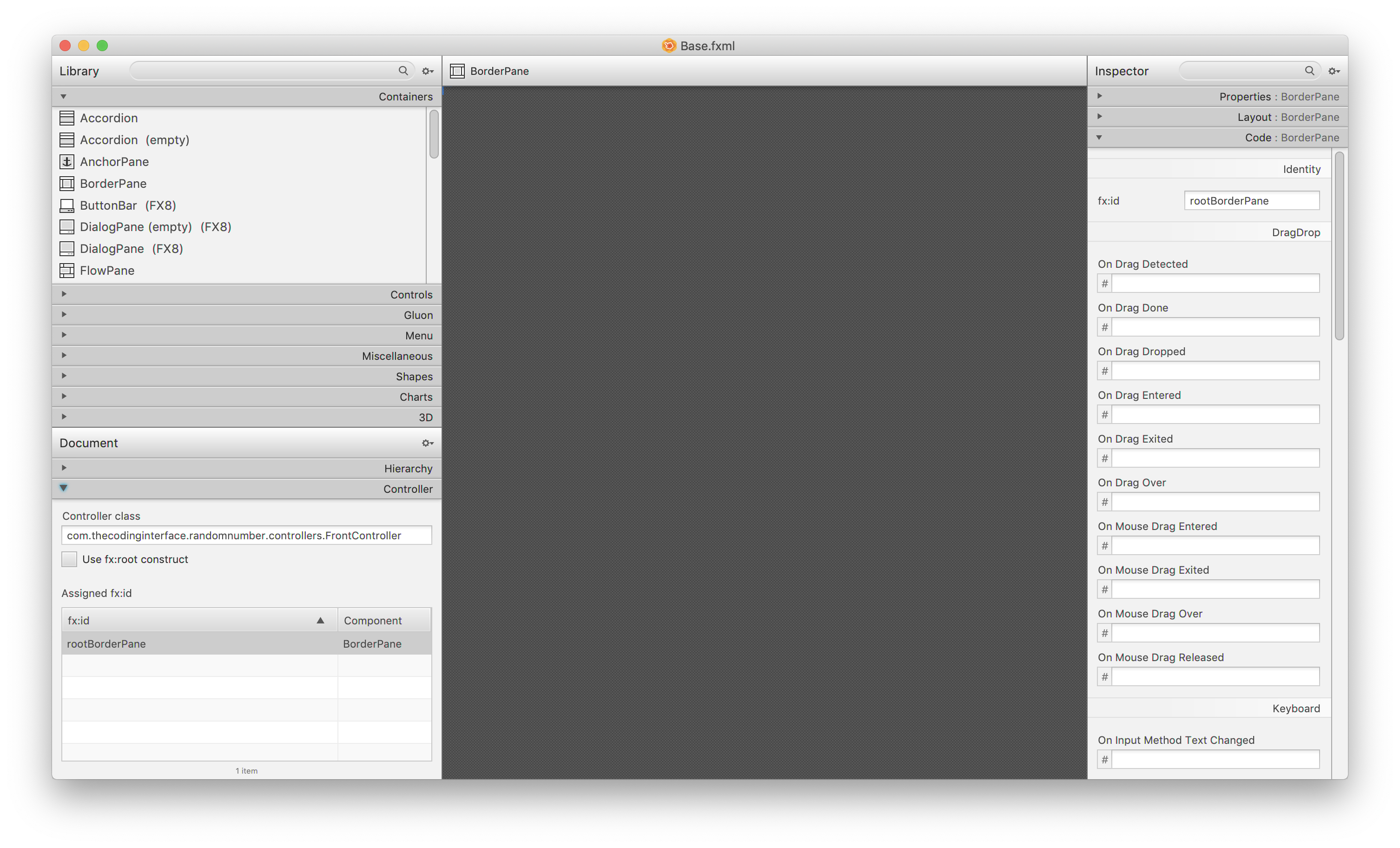 JavaFX with Gradle, Eclipse, Scene Builder and OpenJDK 11